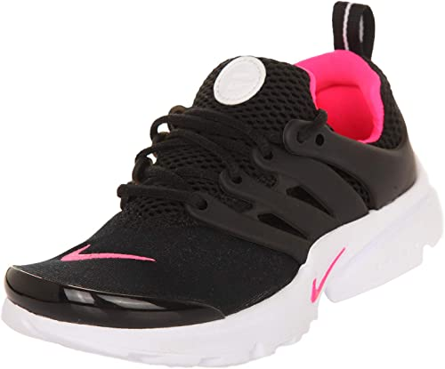 Nike Presto (PS), Zapatillas de Running para Niñas, Negro (Black ...