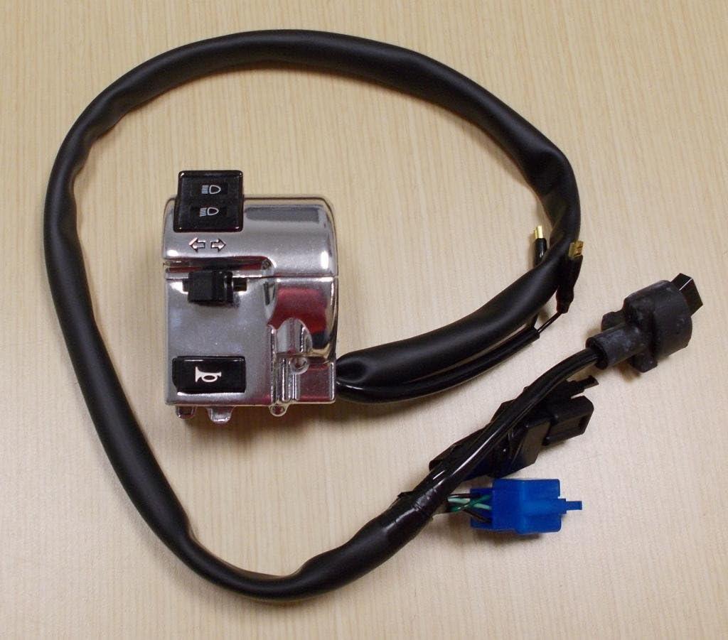 honda shadow signal light switch wiring amazon com 2008 2014 honda vt 750 vt750 vt750c shadow aero light  2008 2014 honda vt 750 vt750 vt750c