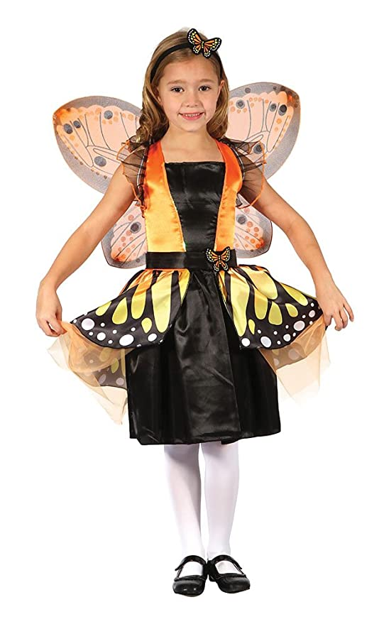 Small Girls Butterfly Fairy Costume  sc 1 st  Amazon.com & Amazon.com: Small Girls Butterfly Fairy Costume: Home Improvement