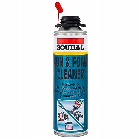 Limpiador para pistolas de espuma 500 ml