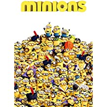 """Posters USA Minions Despicable Me 2 Movie Poster GLOSSY FINISH - MOV584 (24"""" x 36"""" (61cm x 91.5cm))"""