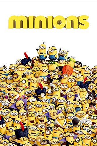 Posters USA Minions Despicable Me 2 Movie Poster GLOSSY FINI
