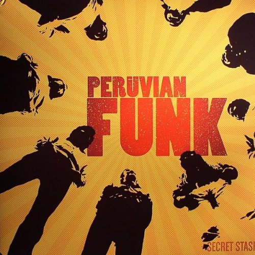 Peruvian Funk (Yellow Vinyl + MP3 Download) by Secret Stash Records