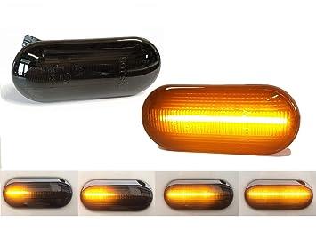 BLINKER SEITENBLINKER SCHWARZ SET LED