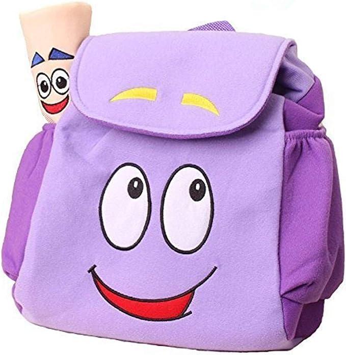 Dora Explorer Backpack Rescue Bag with Map,Dora Backpack Pre-Kindergarten on dora backpack and map, dora boots backpack map, dora party, dora backpack toy map,