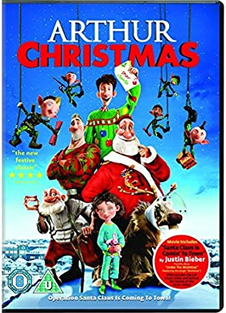 Amazon.com Arthur Christmas [DVD] [2011] James McAvoy