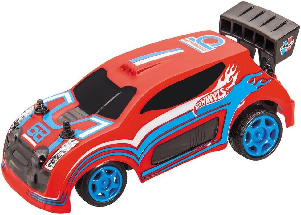 Mondo Coche rc Hot Wheels mini 6 modelos sdos escala 1:28, 15x7x5,5 cm, multicolor, 21.1 x 10.9 x 10.9 (63253) , colormodelo surtido