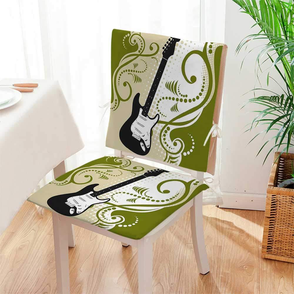 Amazon.com: Mikihome - Cojín para asiento de guitarra ...