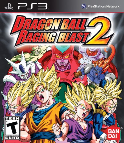 Dragon Ball Raging Blast Playstation product image
