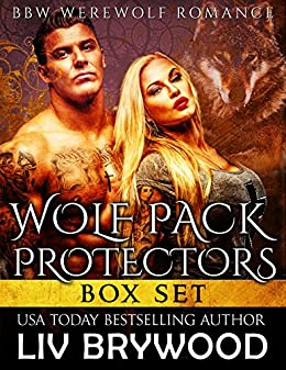 Wolf Pack Protectors Box Set ebook product image