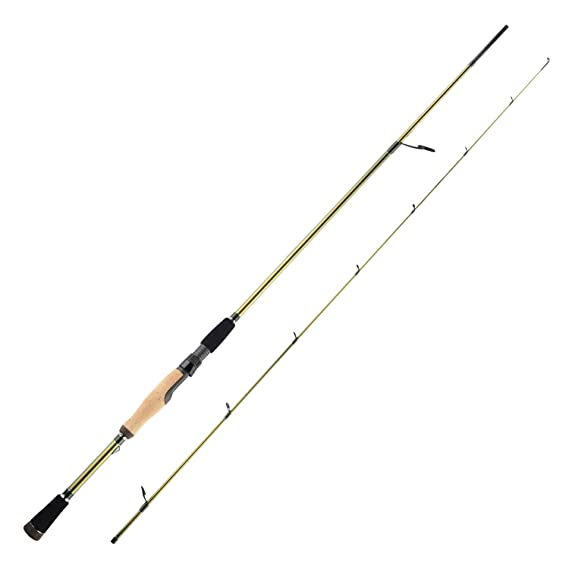 KastKing WideEye Walleye Fishing Rods, Technique Specific Walleye Rod, Casting & Spinning Fishing Rods, Toray Carbon IM9 Blanks, Fuji Guides & Reel Seats, 3A Cork Handle, EVA Foregrip/Fighting Butt