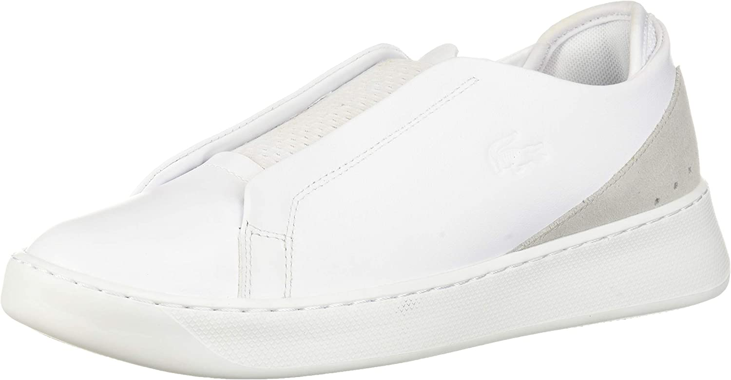 Lacoste OFFicial mail order Women's EYYLA 118 G CAW 1 Sneaker Max 68% OFF
