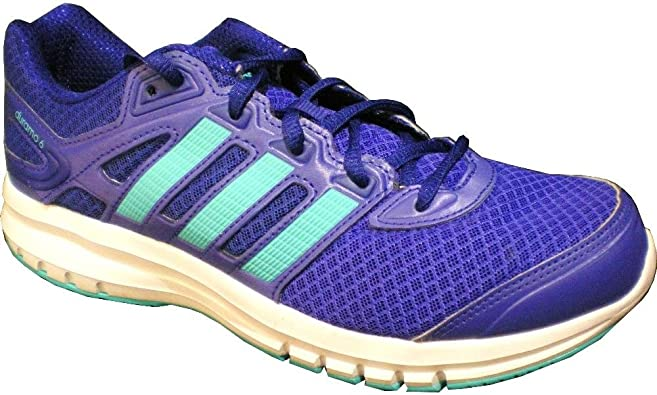 adidas Duramo 6 K - Zapatillas para niño, Color Morado/Turquesa, Talla 37 1/3: Amazon.es: Zapatos y complementos
