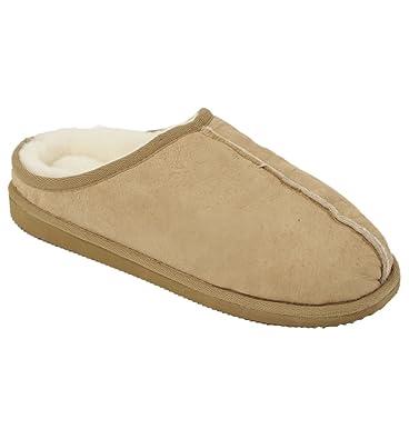 Pantoffeln aus Schafsleder - NEUHEIT - Größe 37 FicXCgsc6
