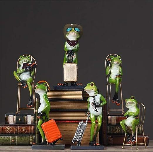 STEAM PANDA Adornos de figurillas Kit de Arte Artesanal ...