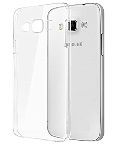 COVERNEW Back Cover Samsung Galaxy Core Prime G360H   Transparent Cases   Covers