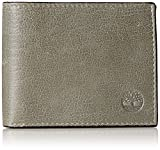 Image of Timberland Men's Fine Break Passcase, Grey, One Size