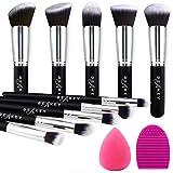 BEAKEY Makeup Brush Set, Premium Synthetic...