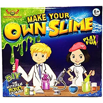 cra z slimy creations instructions