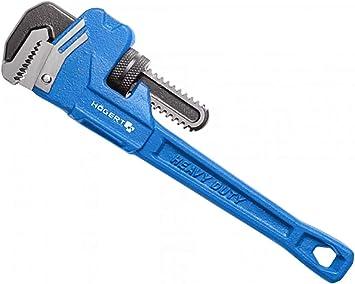 CGC 300 mm, 12, tipo Stillson alem/án, herramienta de mano profesional de alta calidad Llave de tubo