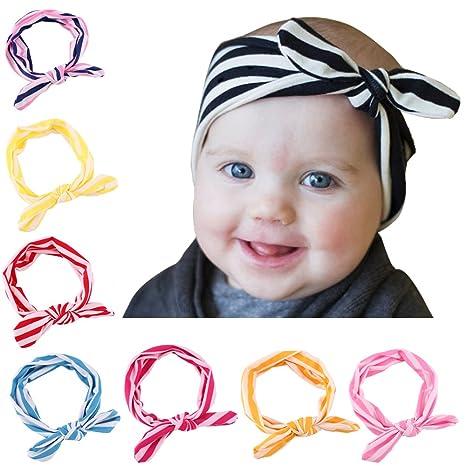 Buy Quest Sweet Baby Hair Hoops Headbands Girl S Soft Headbands With
