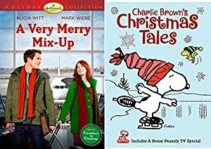 A Very Merry Mix-Up / Charlie Brown's Christmas tales by Warner Home Video
