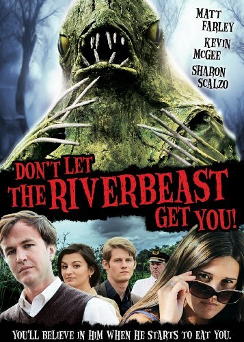 Don't Let the Riverbeast Get You [DVD] [2012] [Region 1] [US Import] [NTSC]