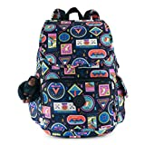 Kipling Women's City Pack Printed Backpack One Size Wandering Roads