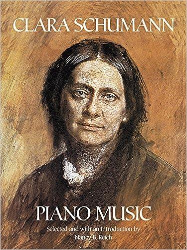 Clara Schumann Piano Music Pf
