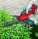 Einhell GE-CG 18 Li Solo Power X-Change Cordless Grass and Bush Shear, Tool Only