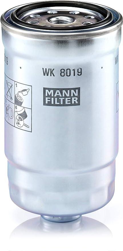 Original Mann Filter Kraftstofffilter Wk 8019 Für Pkw Auto