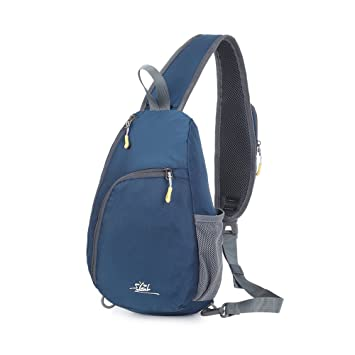 36a86916f Bolso de Pecho bolsos de hombro Bolso de Tableta Bolso Cruzado Bolso de  Ocio Bolso bandolera Bolso de Compra para Hombre y Mujer (azul): Amazon.es:  Equipaje