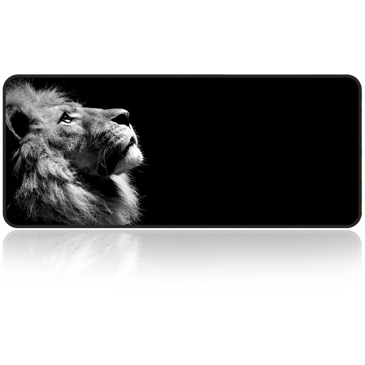 Mouse pad gigante 80 cm x 30 cm con base antidelizante (xmp)