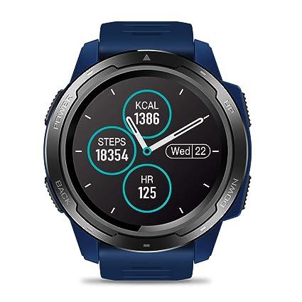 Amazon.com: Zeblaze Vibe 5 1.3 pulgadas pantalla reloj ...