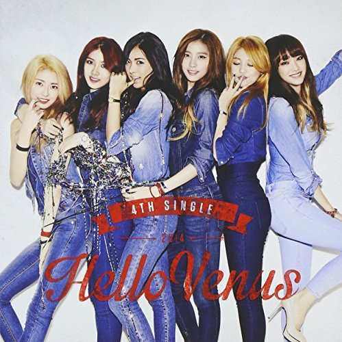 CD : Hellovenus - 4th Single Album (Asia - Import)