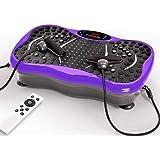 Vibration Machine Exercise Vibrating Plate Platform Home Body Shaper Fitness