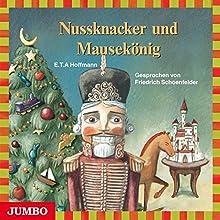 Nussknacker und Mausekönig (Moderne Klassiker als HörAbenteuer) Hörbuch von E. T. A. Hoffmann, Ilse Bintig Gesprochen von: Friedrich Schoenfelder