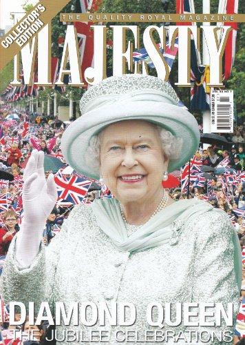 Majesty Queen Elizabeth Ii (Elder Cover) 60th Diamond Jubilee 60 Special Commemorative Issue