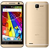 Spice XLIFE M5 Pro Android Mobile Phone (8 GB ) - Gold
