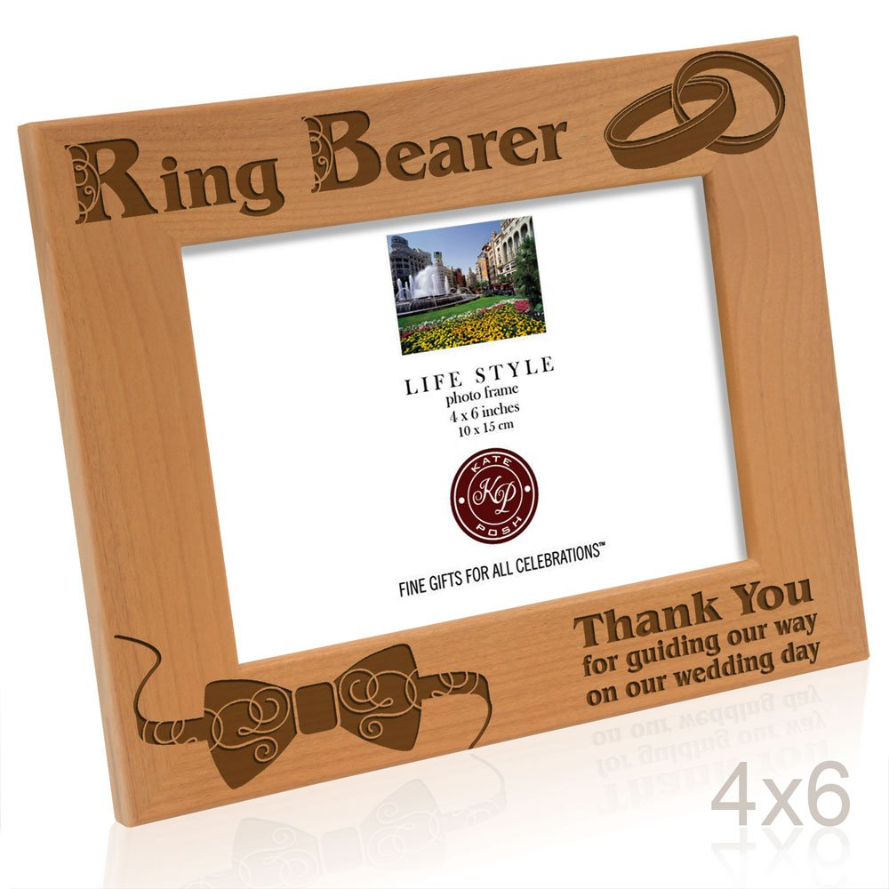 Amazon.com - Kate Posh - Ring Bearer - Thank you for guiding our way ...