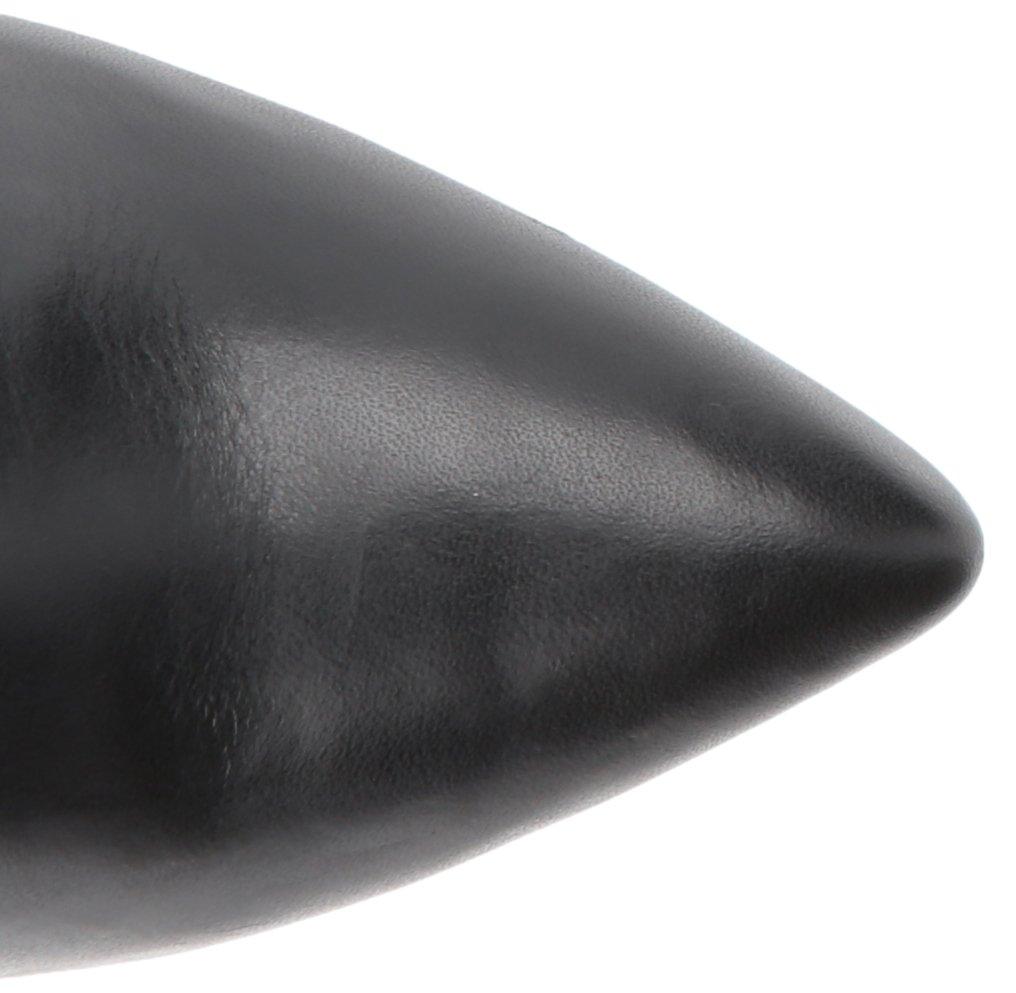 Nine West Women's Fallon B06Y4312G6 9.5 B(M) US|Black Leather