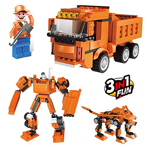 lego 3 in 1 robot - 7