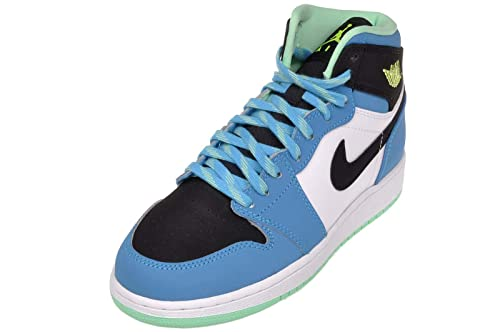 cb8be08d0bfc8d Nike Air Jordan 1 Retro High BG Youth Basketball Shoes