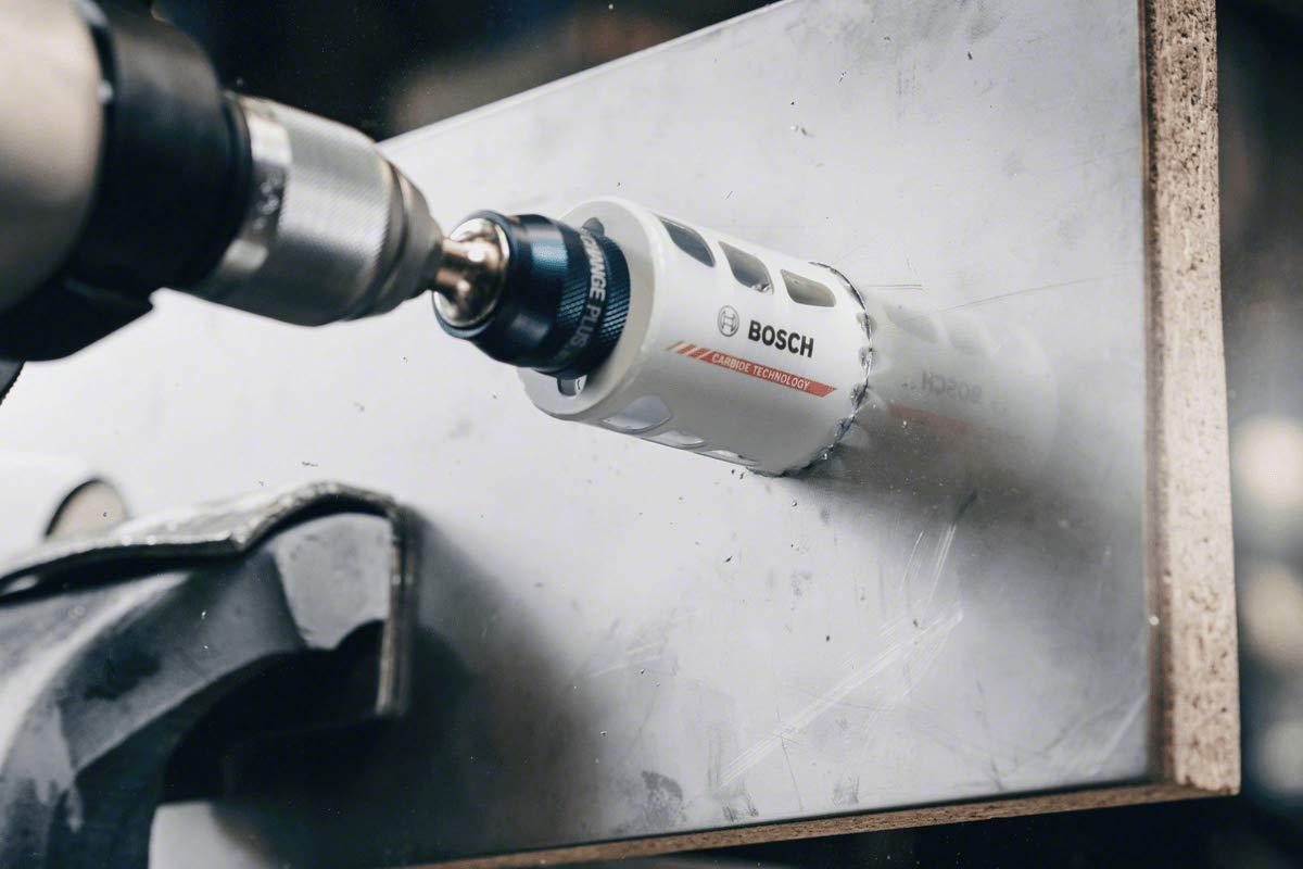 Bosch 2608594166 Scie cloche ronde Endurance for Heavy Duty /Ø 32 mm, pour perceuse sans fil et filet
