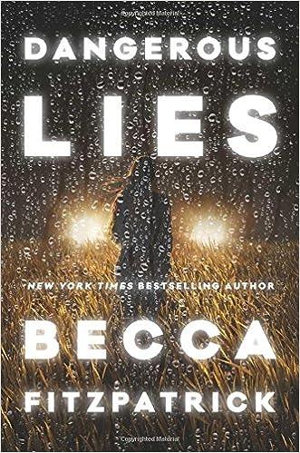 Becca Fitzpatrick - Dangerous Lies Audiobook Free Online