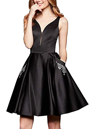 Ugly Prom Dress Black