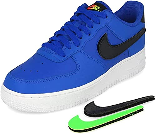 Nike Mens Air Force 1 '07 Lv8 Swappable Swoosh Basketball