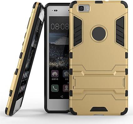 Funda Huawei P8 Lite, YHcase 2in1 Armadura Combinación A Prueba de ...
