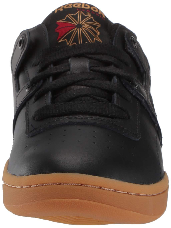 430c8c7605fc7 Details about Reebok Men's Workout Low Sneaker Black/Gum 3.5 M U - Choose  SZ/color