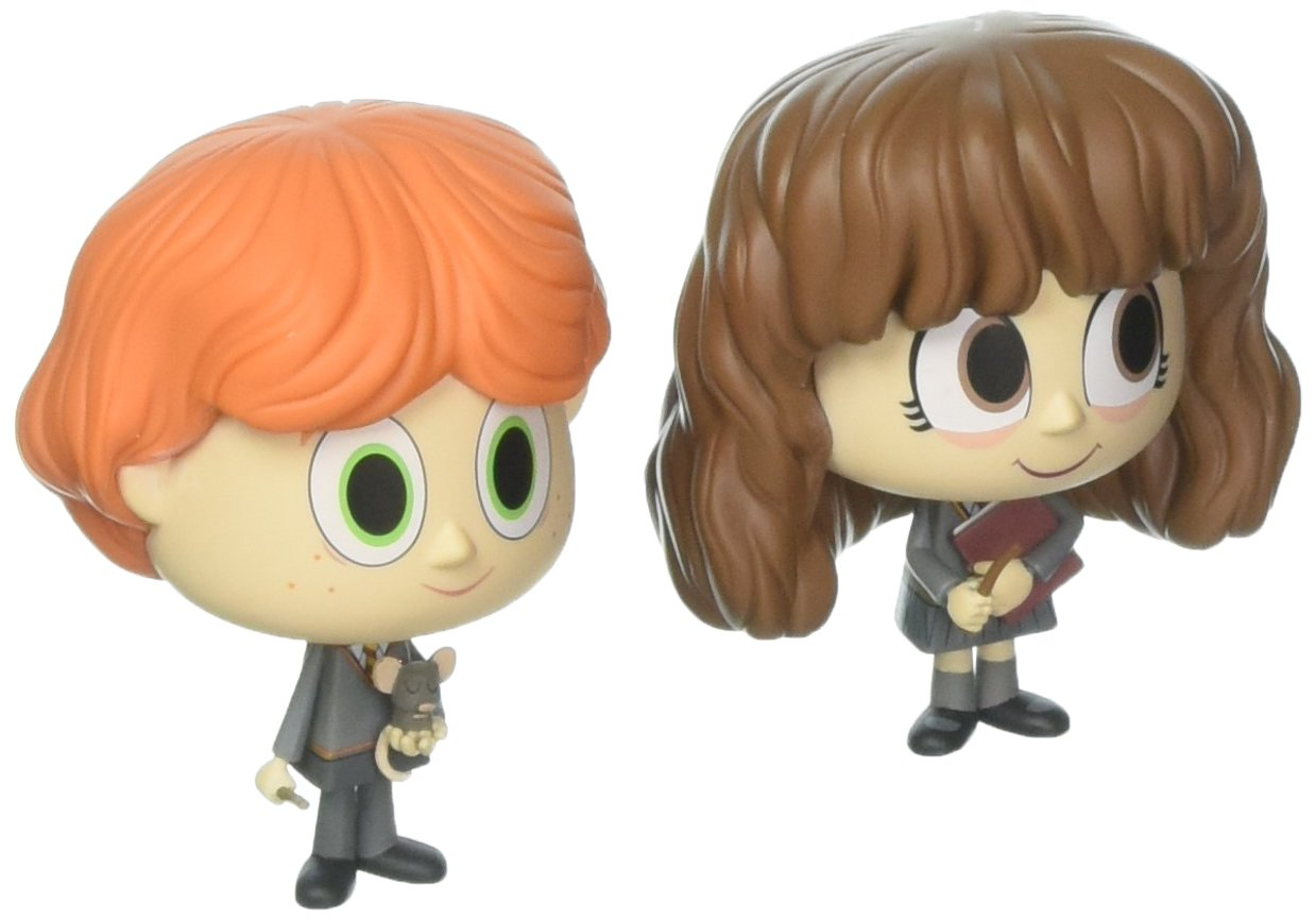 Funko Pop: Harry Potter-Ron Weasley (Herbology) Collectible Figure, Multicolor 29501